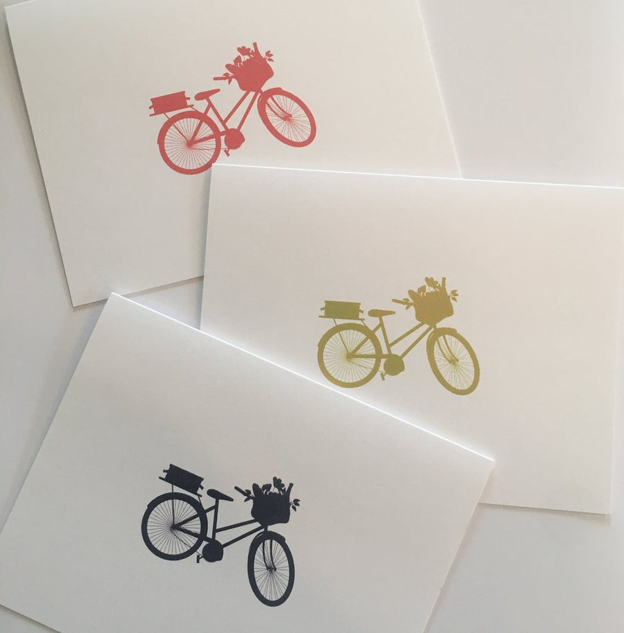 Bike Notecards