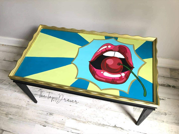 Pop-Art Accent/Coffee Table