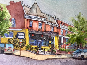 Marti Franks, Title: Rowland's on Main Street