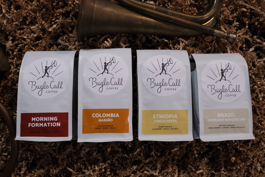 Bugle Call Sampler (1/2lb each - 2lb total)