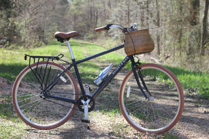 BASKET & BIKE Priority Bicycle Package - ORDER NOW FOR DEC SHIP