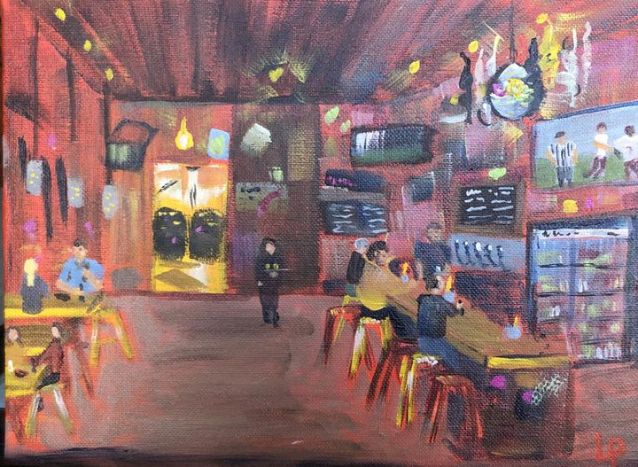 Laura Partee, Title: Jack Brown's Burgers