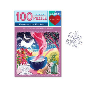 Protection Potion 100 Puzzle