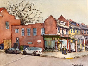 Marti Franks, Title: The Franklin Inn