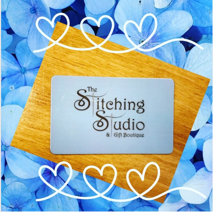 The Stitching Studio Gift Card