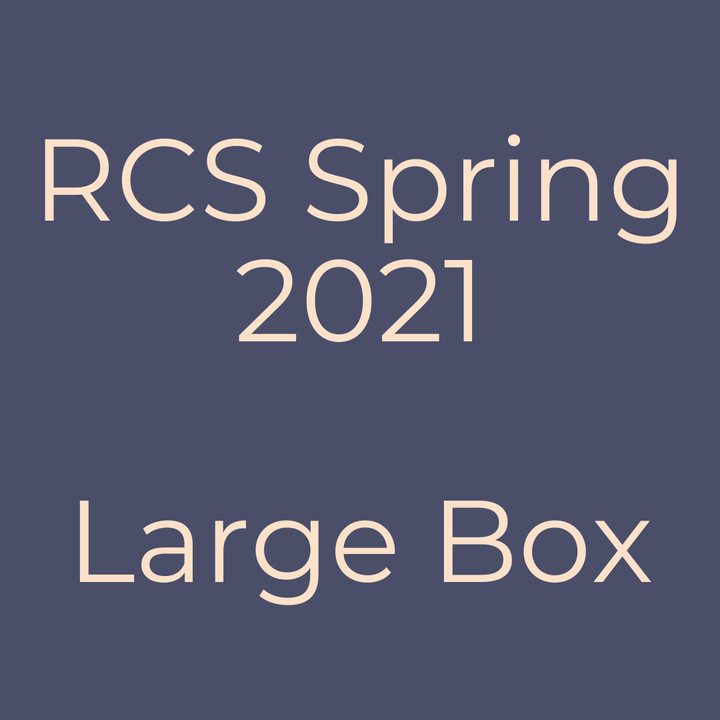 RCS Spring 2021 Large Box