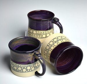 Mugs by Lesa Fleet