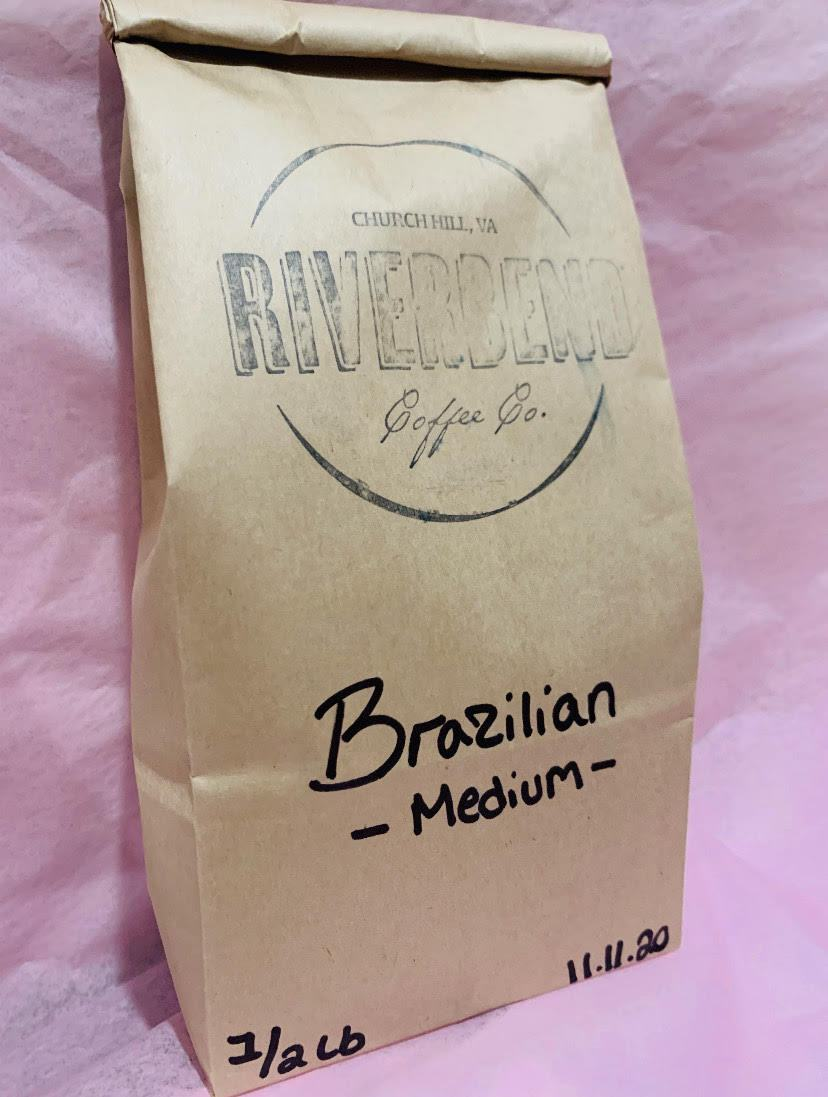Brazilian Blend Coffee - Half Pound