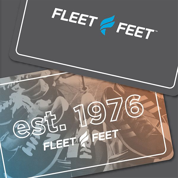 Fleet Feet Gift Card