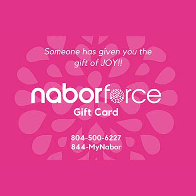 Gift Card: Helping Hand