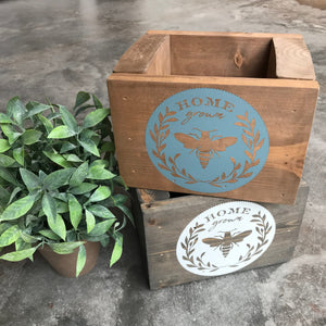 Home Grown Mini Centerpiece Box