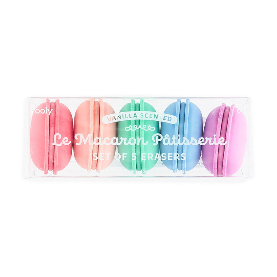 Le Macaron Patisserie Scented Erasers