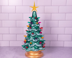 DIY KIT Vintage Ceramic Tree