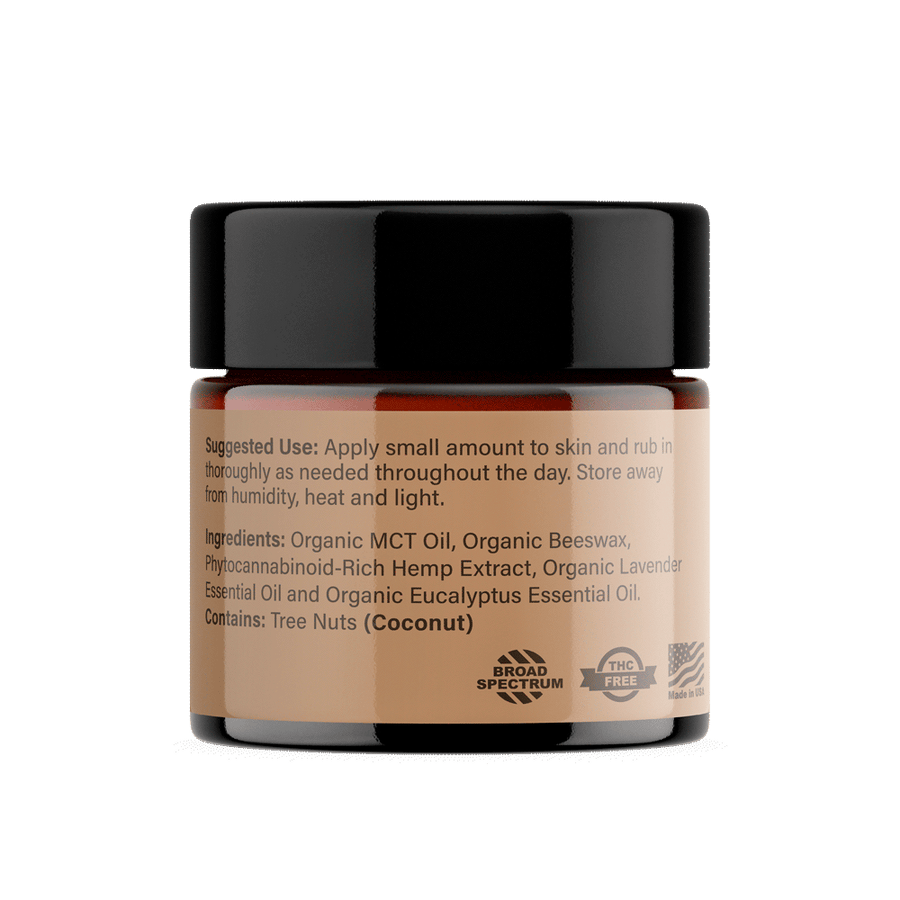 Boxley's Organic CBD Salve is a must have for all of those areas that need attention.