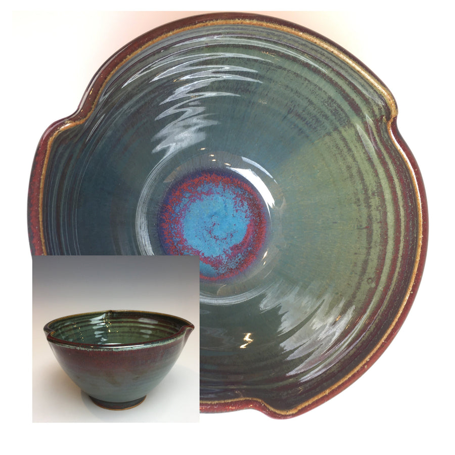 Daniel Christie - Bowls with Altered Rim