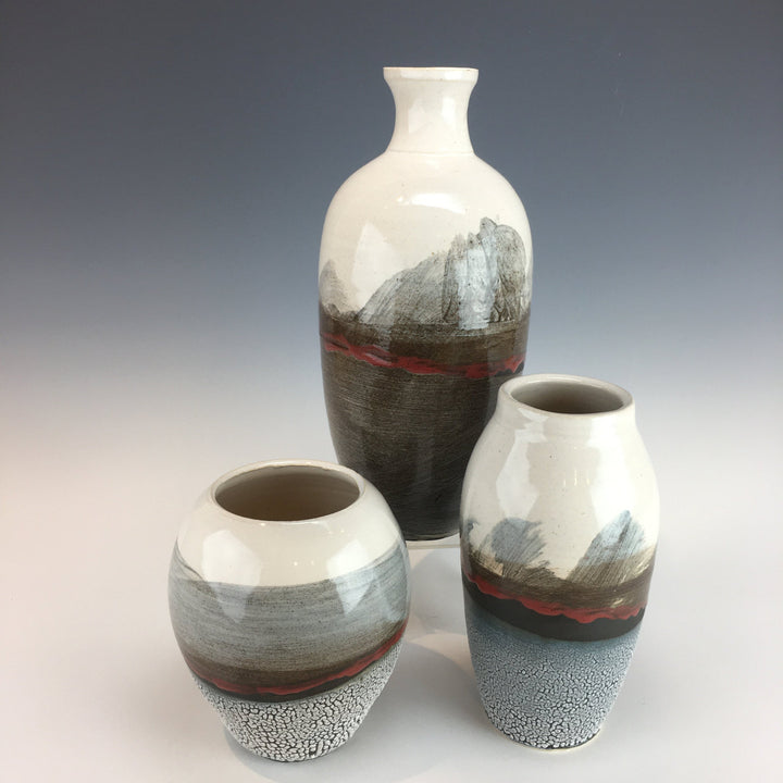 Mark Koslow - Reticulated Vases