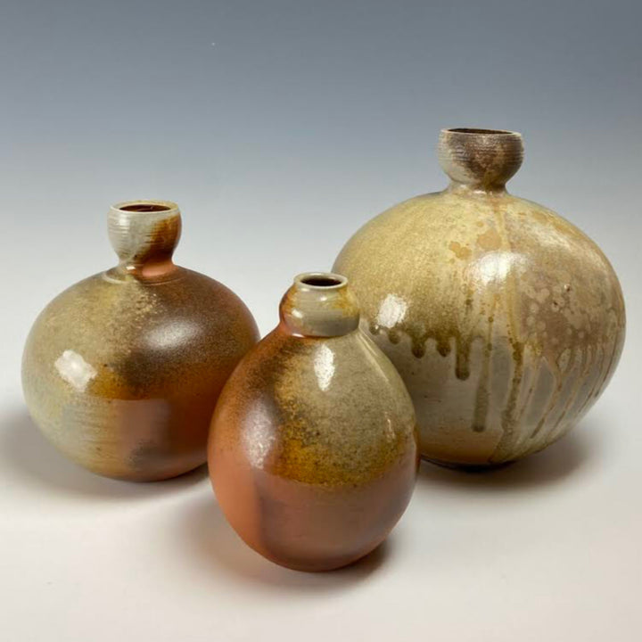 Jocelyn Sandberg - Woodfired Bottles