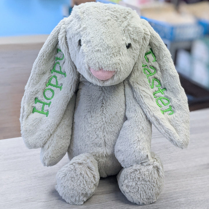 Hoppy Easter Bunny (options available)