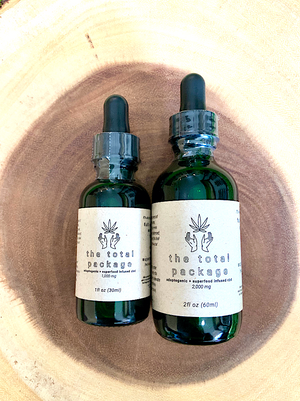 North End Organics Tincture