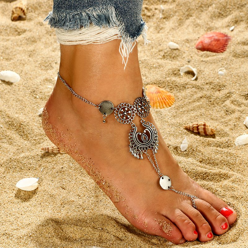 E-Plating European Female Anklets Anklets