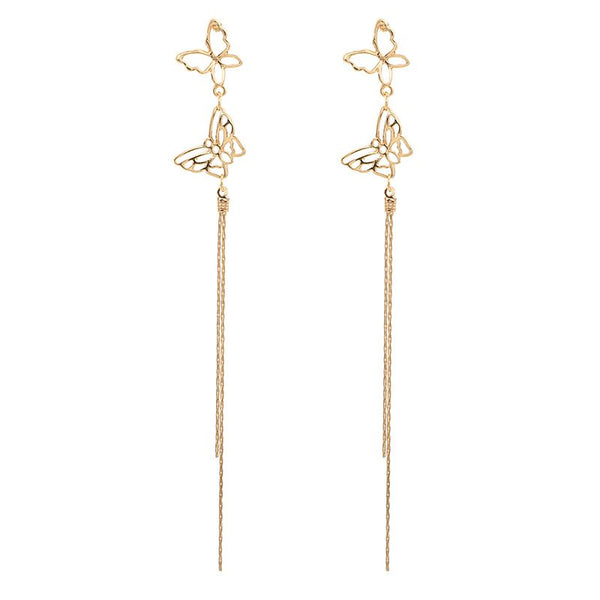 Alloy Sweet E-Plating Holiday Earrings