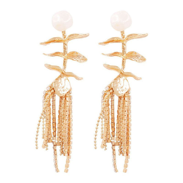 Diamante Sweet Alloy Anniversary Earrings
