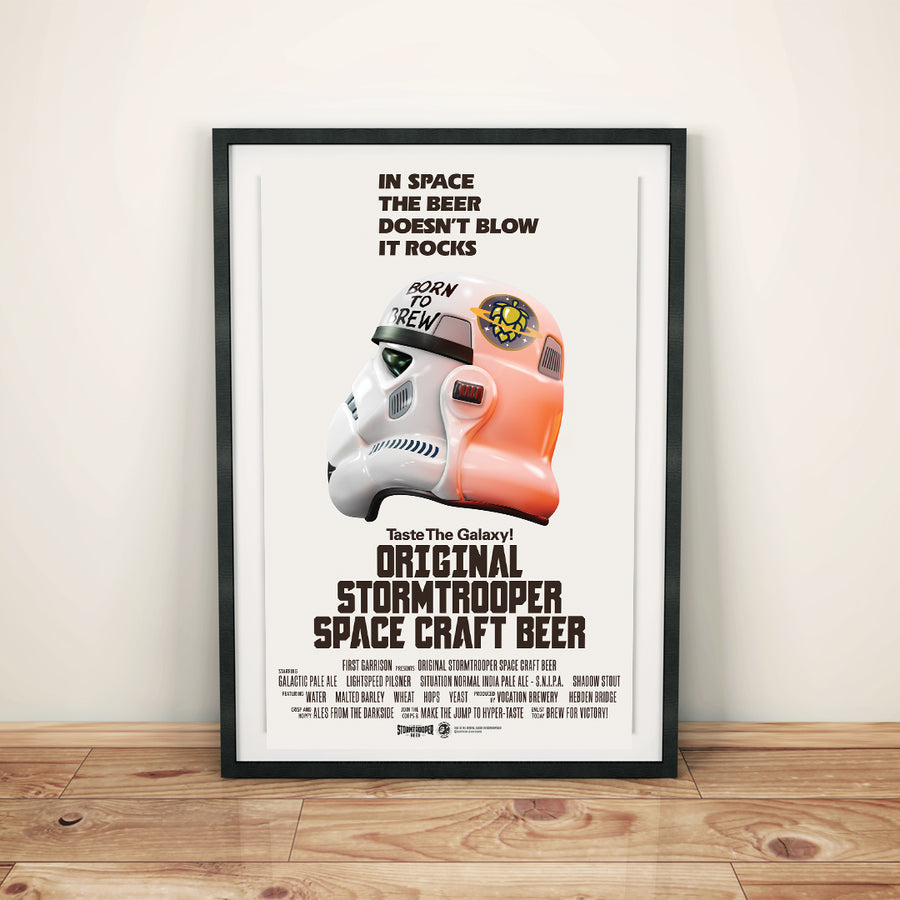 'Full Metal Trooper' Movie Poster