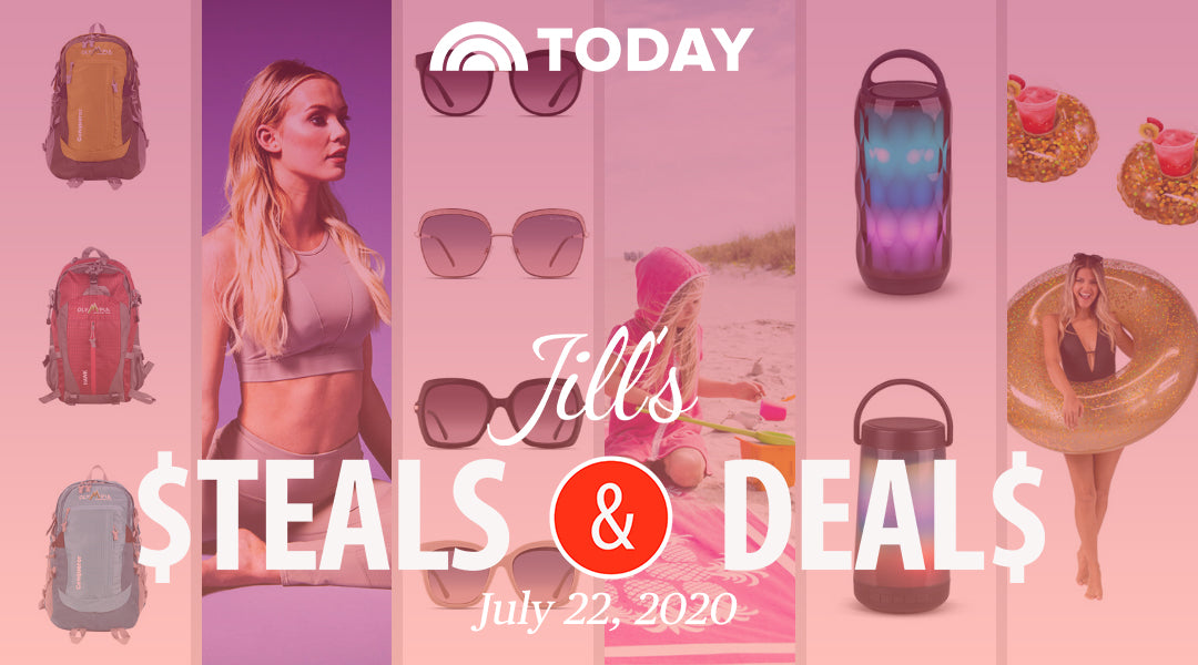 Jill S Steals And Deals 7 22 Frugally Fantastic