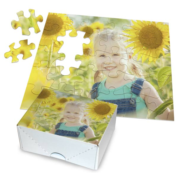 30 Piece Puzzle with Storage Box Voucher