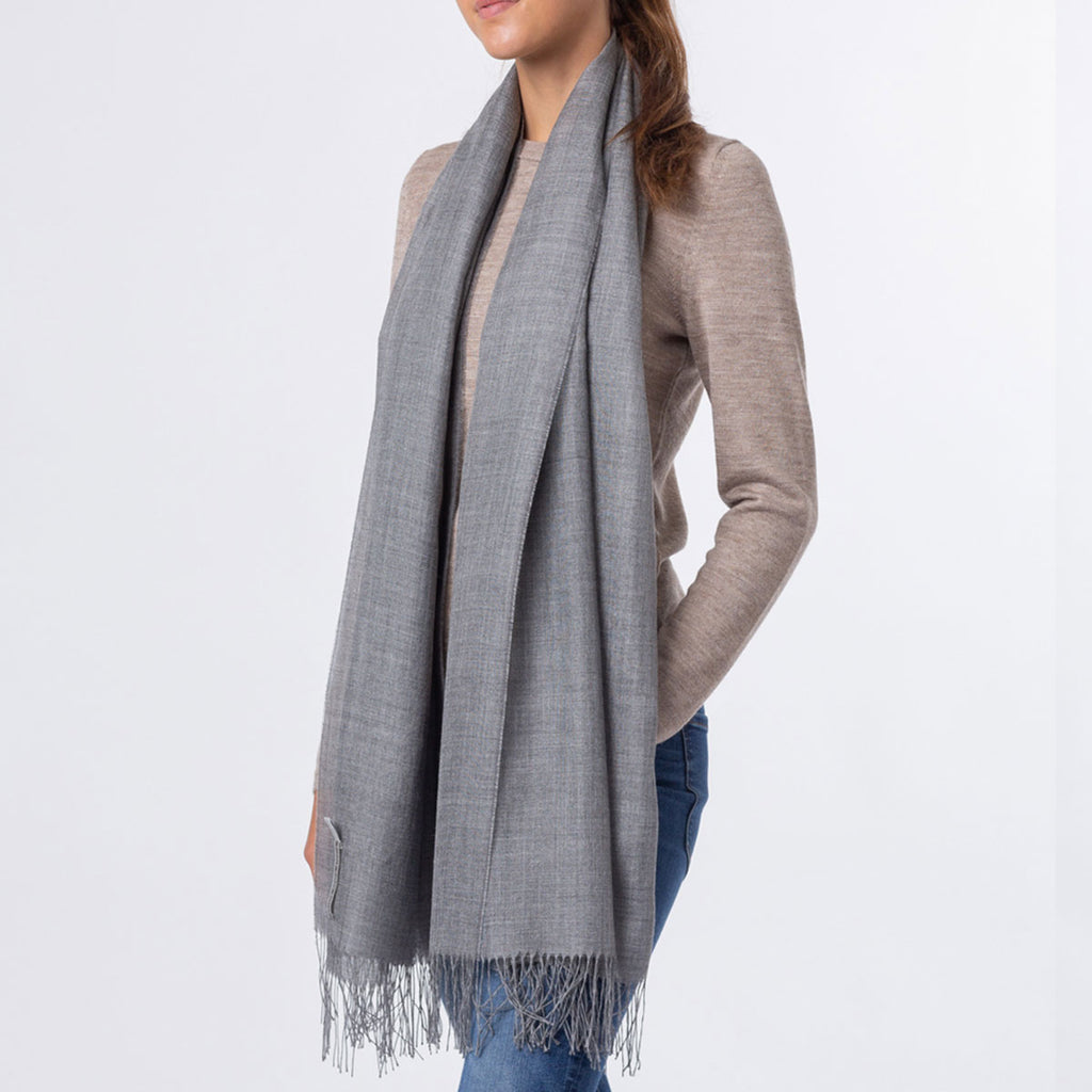 Portofino Wrap - DARK GREY