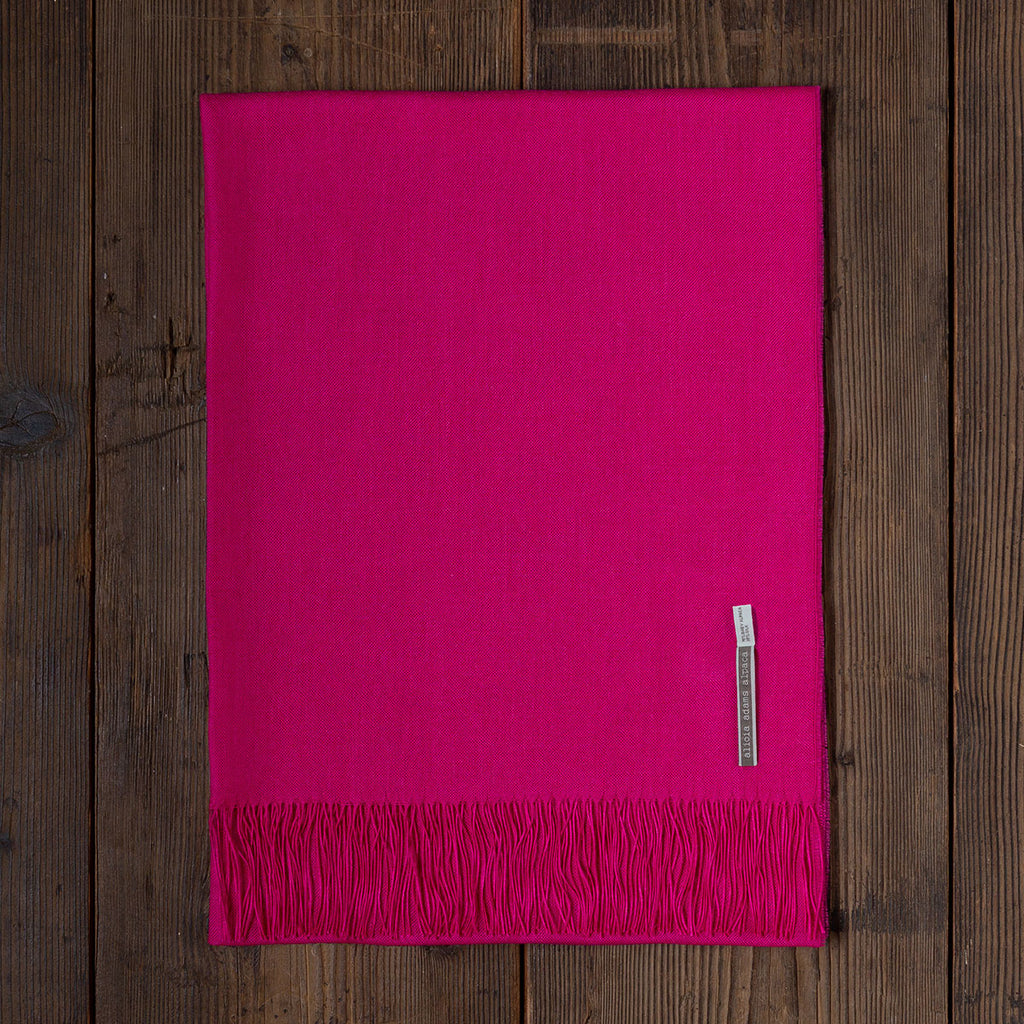 Portofino Wrap - SHOCKING PINK