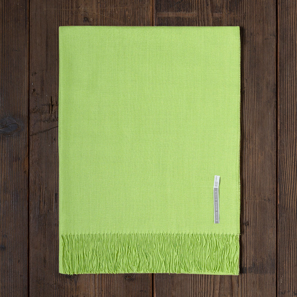 Portofino Wrap - GRASS GREEN