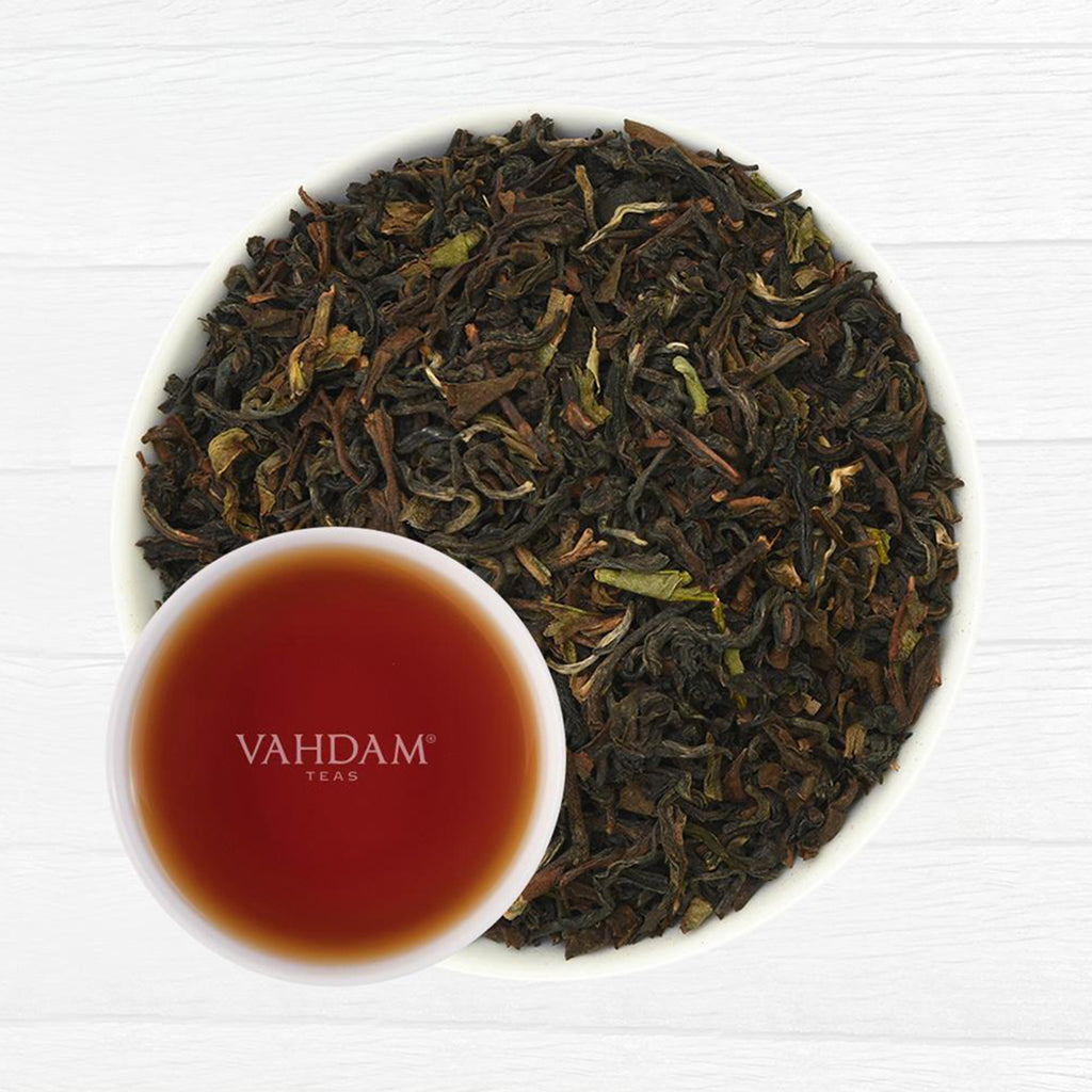High Mountain Oolong Tea Leaves from Himalayas (50 Cups)