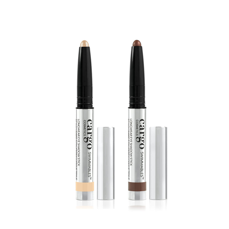 Swimmables™ Eye Shadow Stick 2 Pc Set - Morro Bay and Glacier Bay
