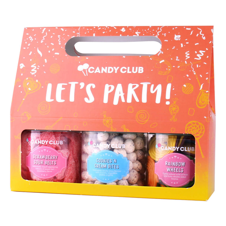 Let's Party Gift Set