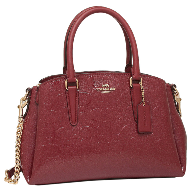 Coach Zip Satchel Bag