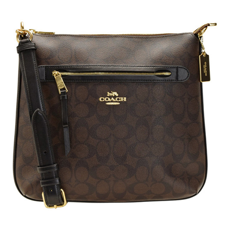 Coach Small Zip Bag
