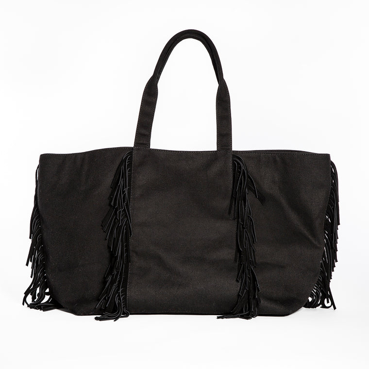 DESIGNER BAG - BLACK
