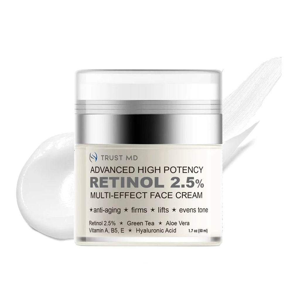 Retinol Cream 2.5% Advance High Potency