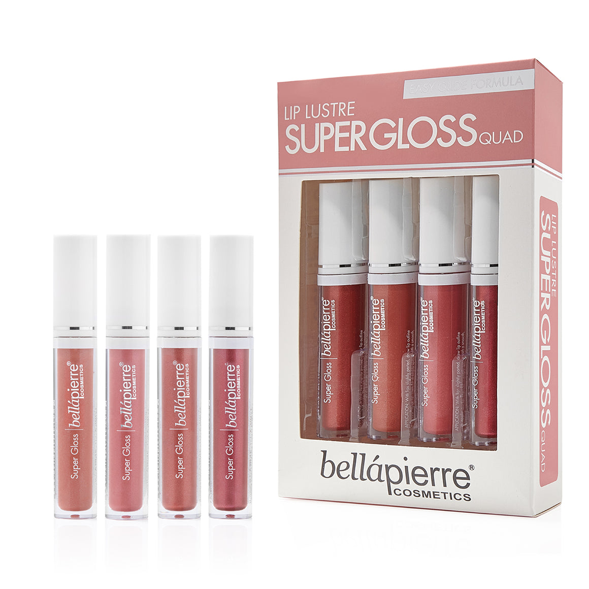 Lip Lustre Super Gloss Quad