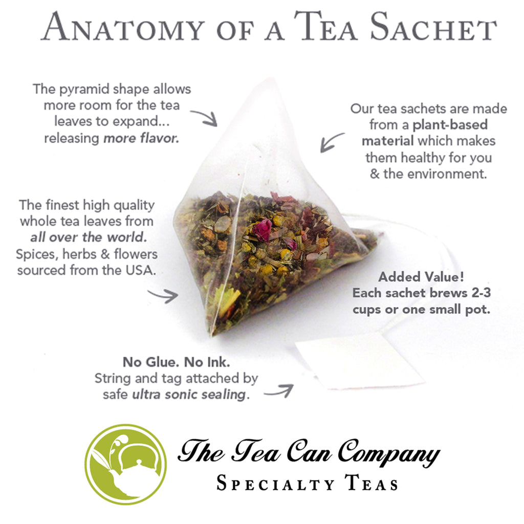 Candy Shop Tea Collection