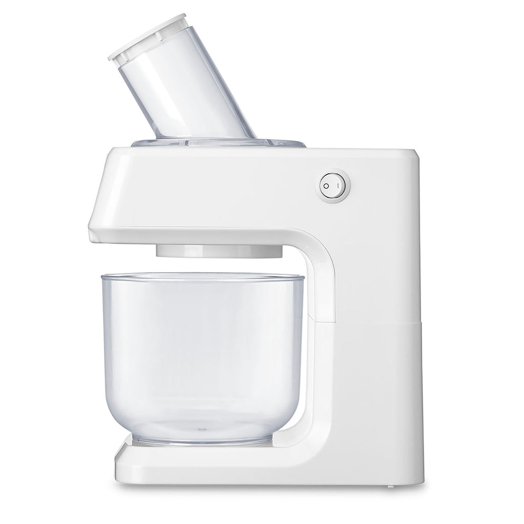 PrepExpress™ Slicer, Shredder and Spiralizer - White