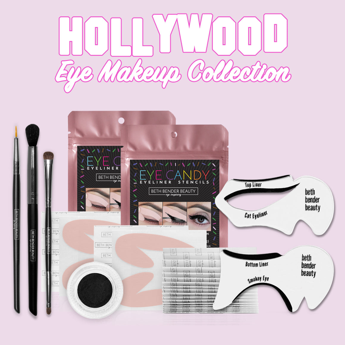The Hollywood Eye Makeup Collection