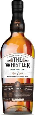 The Whistler 7yr old Cask Strength