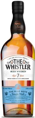 The Whistler 7yr Blue Note