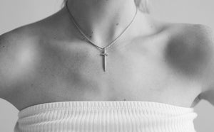 Viking Necklace - sterling silver