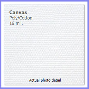 Canvas - Gallery Wrapped Solid Color Edge