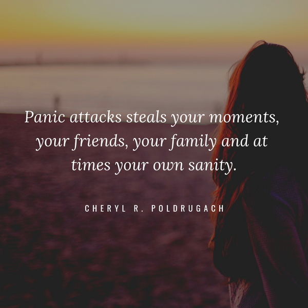 Panic attacks are always on my Mind