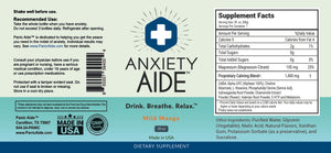 AnxietyAide 30 Day Pack - PanicAide
