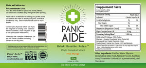 Panic Aide™ Panic and Anxiety Relief - PanicAide